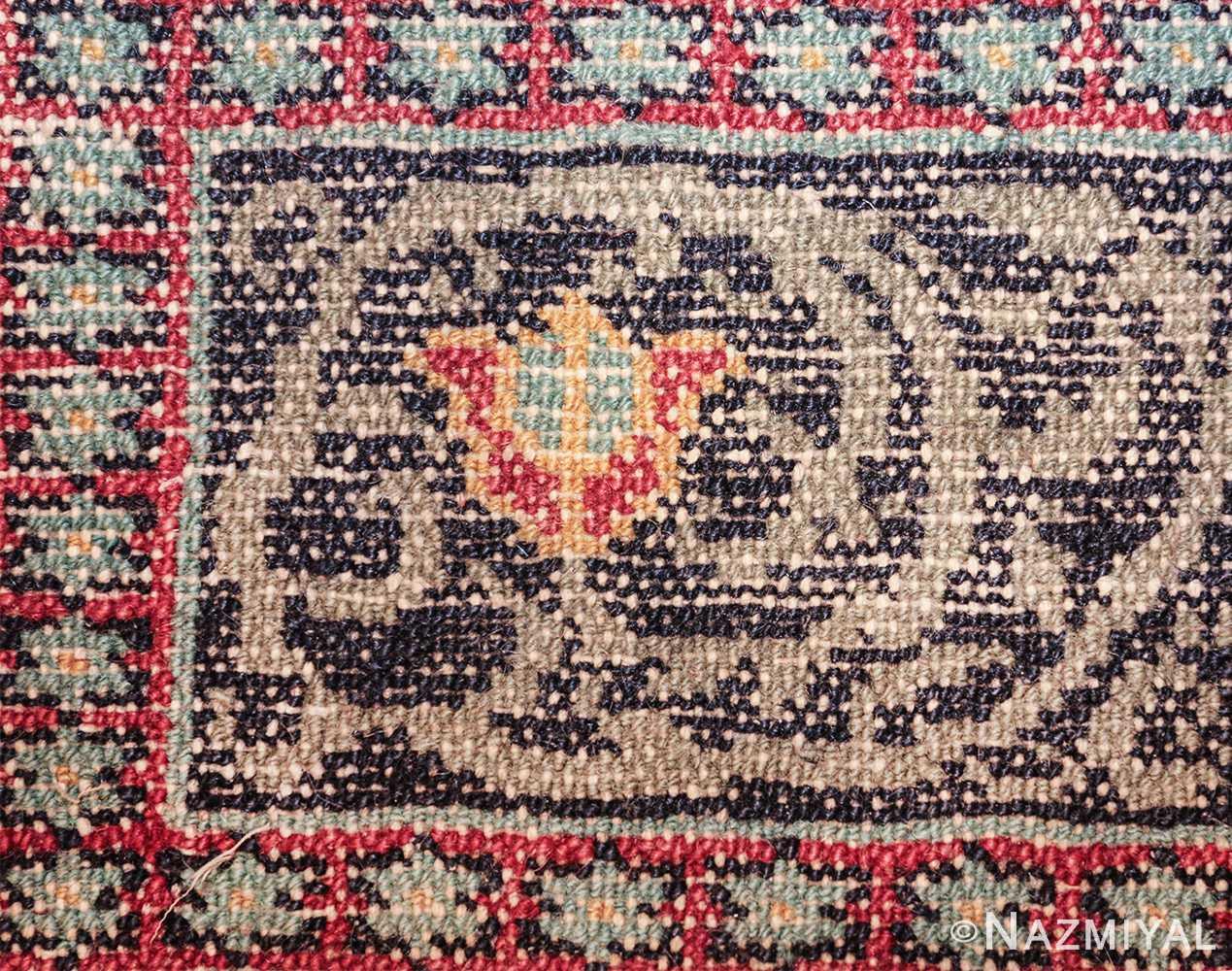 small size antique marbediah israeli rug 49589 knots Namiyal