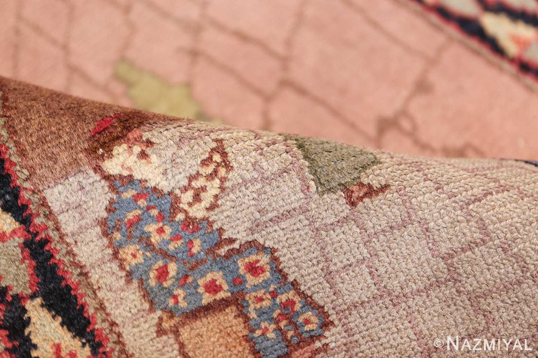 small size antique marbediah israeli rug 49589 pile Nazmiyal