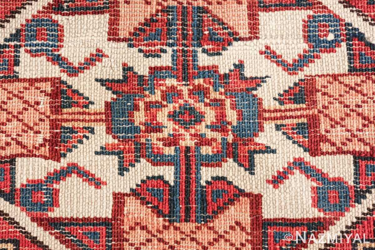 tribal antique shirvan caucasian rug 49580 knots Nazmiyal