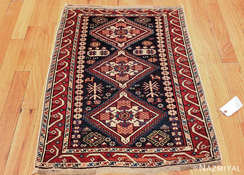 tribal antique shirvan caucasian rug 49580 whole Nazmiyal