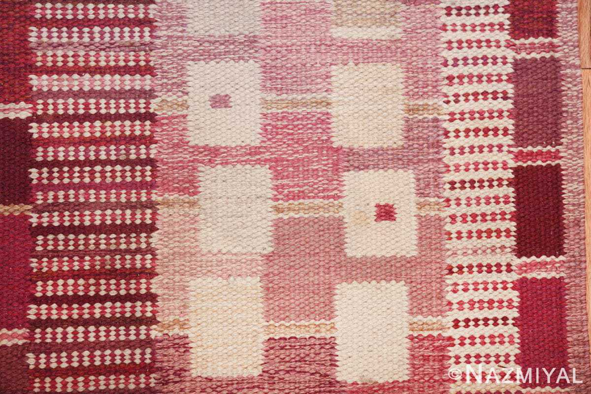 vintage marianne richter designed scandinavian rug for marta maas 49569 border Nazmiyal