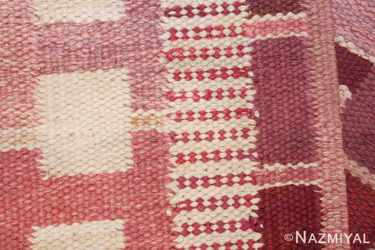 vintage marianne richter designed scandinavian rug for marta maas 49569 knots Nazmiyal