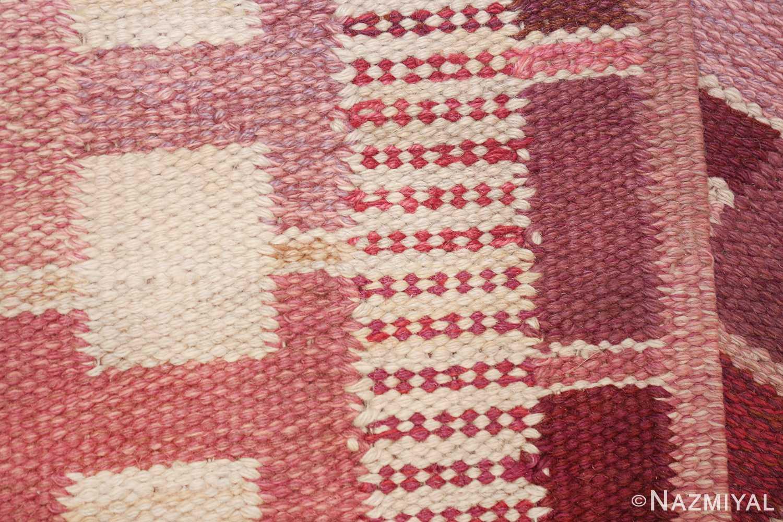 vintage marianne richter designed scandinavian rug for marta maas 49569 knots Nazmiyal