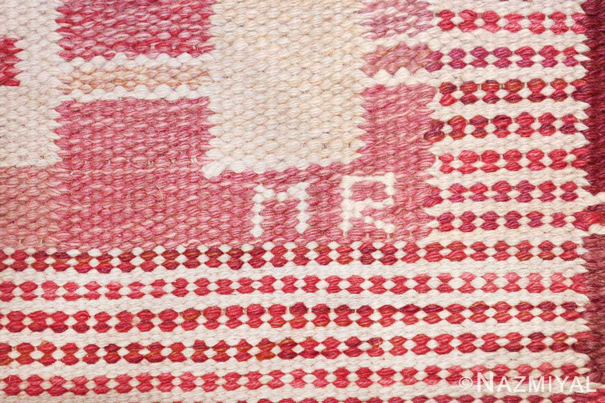 vintage marianne richter designed scandinavian rug for marta maas 49569 mr Nazmiyal