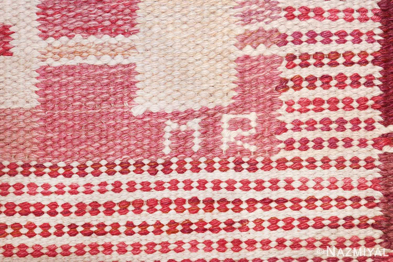 vintage marianne richter designed scandinavian rug for marta maas 49569 mr Nazmiyal