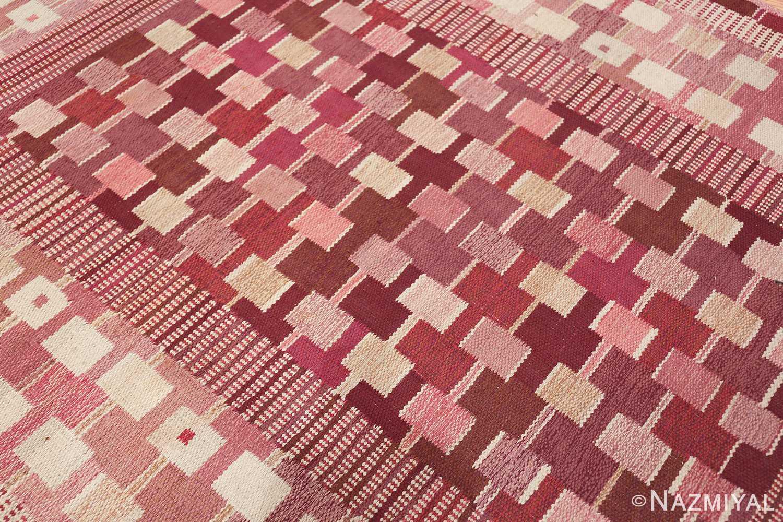 vintage marianne richter designed scandinavian rug for marta maas 49569 side Nazmiyal