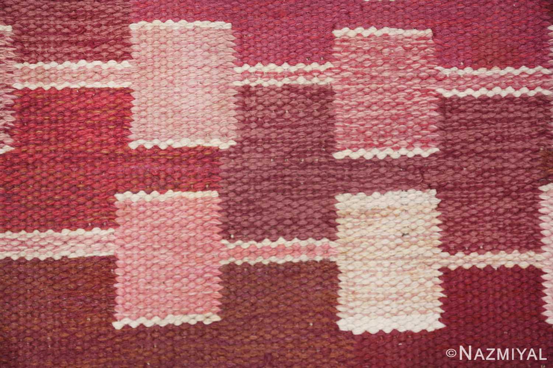 vintage marianne richter designed scandinavian rug for marta maas 49569 texture Nazmiyal