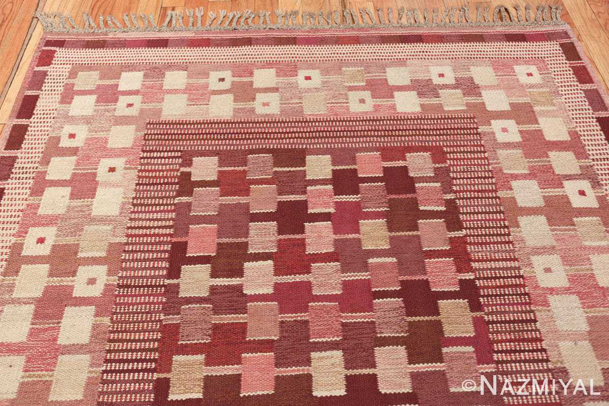 vintage marianne richter designed scandinavian rug for marta maas 49569 top Nazmiyal
