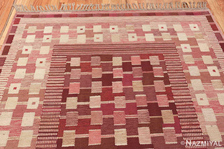 vintage marianne richter designed scandinavian rug for marta maas 49569 top Nazmiyal