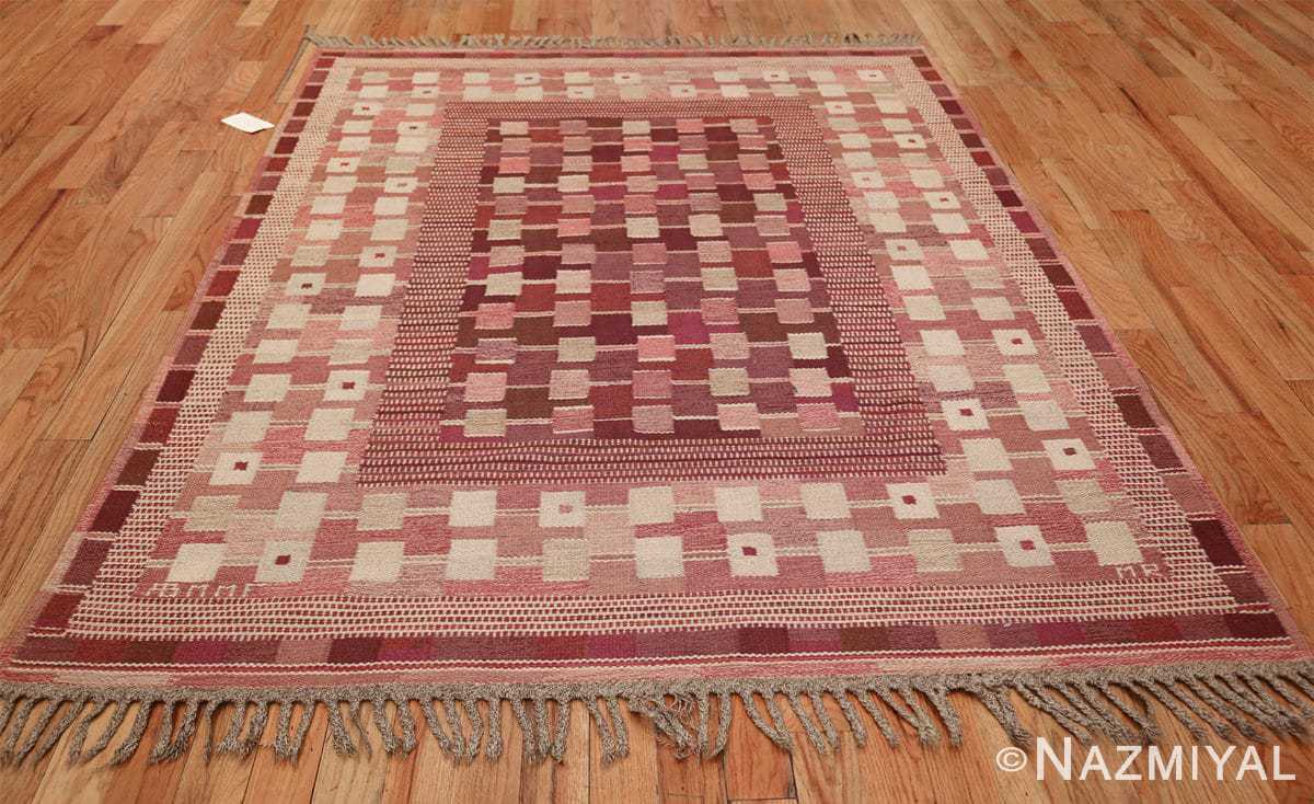 vintage marianne richter designed scandinavian rug for marta maas 49569 whole Nazmiyal