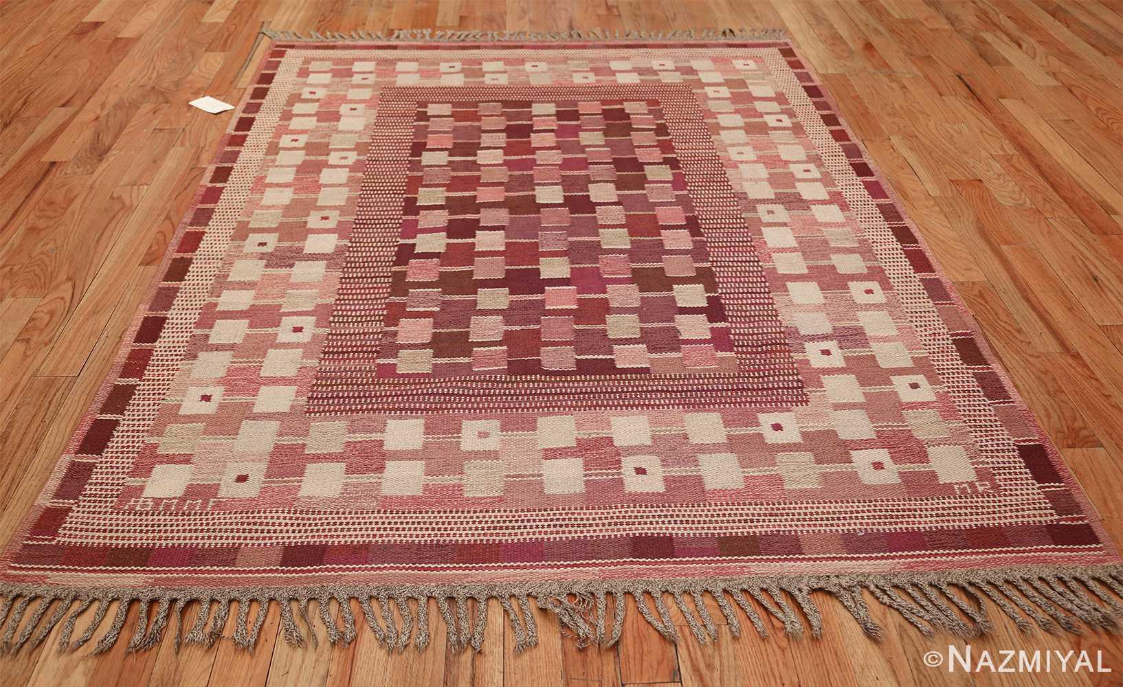vintage marianne richter designed scandinavian rug for marta maas 49569 whole Nazmiyal