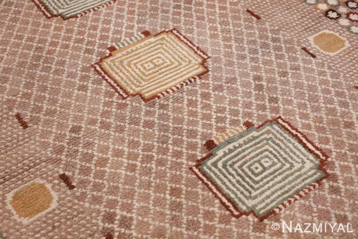 vintage marta maas scandinavian rug by barbro nilsson 49564 double Nazmiyal
