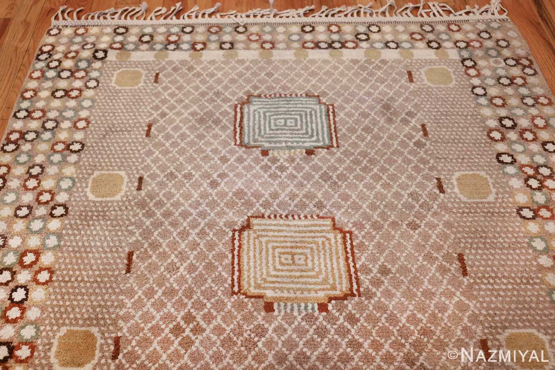 vintage marta maas scandinavian rug by barbro nilsson 49564 top Nazmiyal