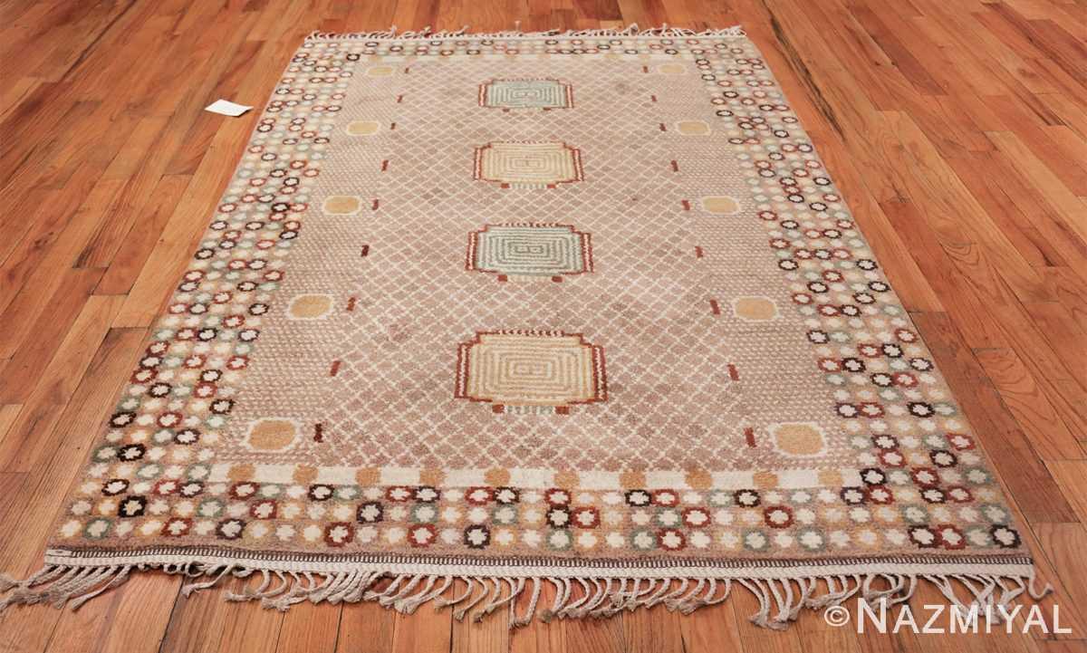 vintage marta maas scandinavian rug by barbro nilsson 49564 whole Nazmiyal