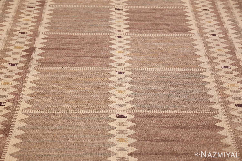 vintage marta maas scandinavian rug by barbro nilsson 49571 field Nazmiyal