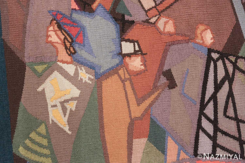 vintage pinton freres gynning french tapestry 49574 bet Nazmiyal