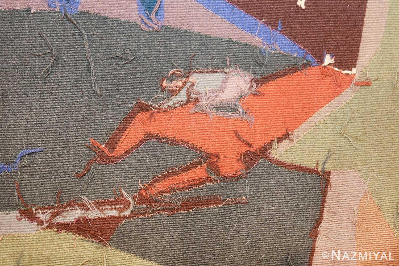 vintage pinton freres gynning french tapestry 49574 knots Nazmiyal
