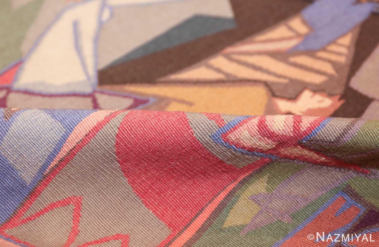 vintage pinton freres gynning french tapestry 49574 pile Nazmiyal