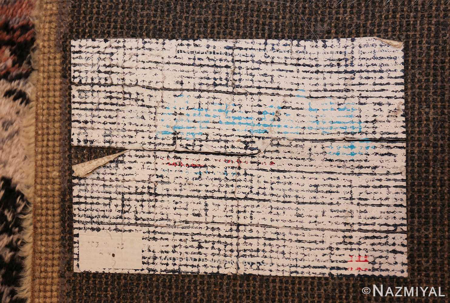 vintage scandinavian rug by corneille 49578 tag Nazmiyal