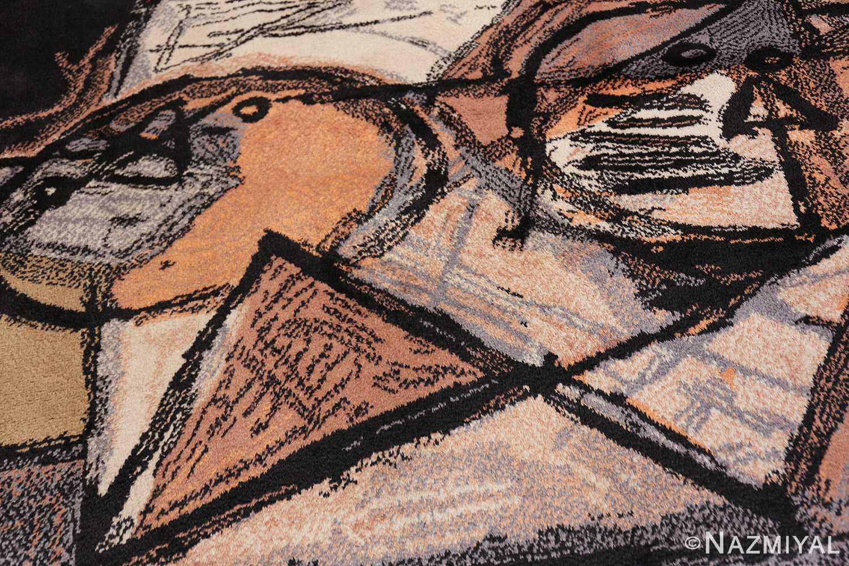vintage scandinavian rug by corneille 49578 triangle Nazmiyal
