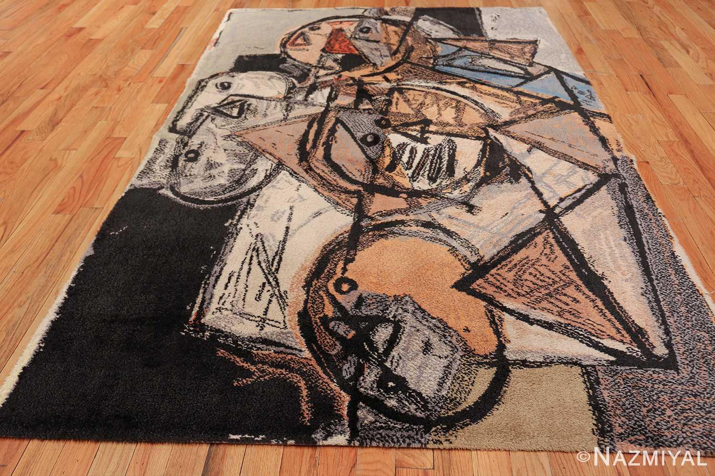 vintage scandinavian rug by corneille 49578 vertical Nazmiyal