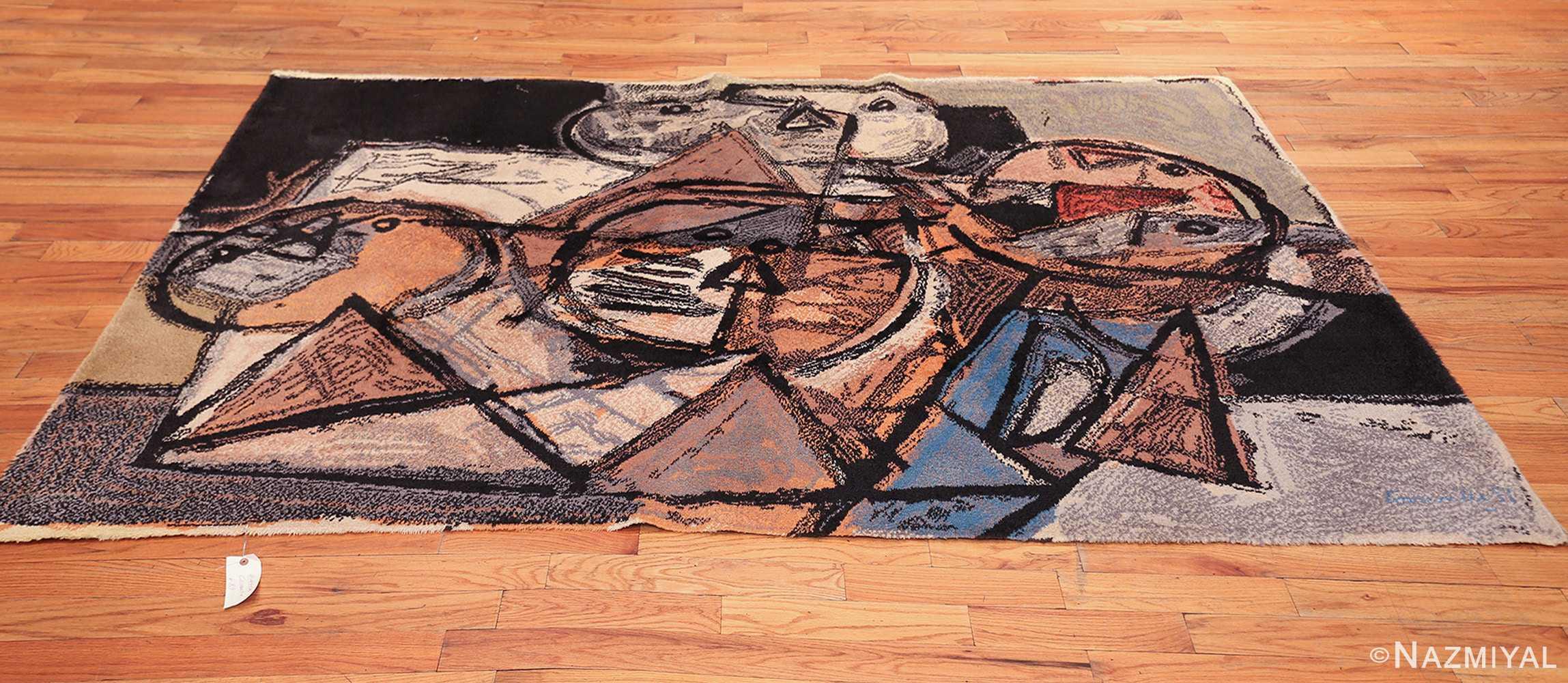 vintage scandinavian rug by corneille 49578 whole Nazmiyal