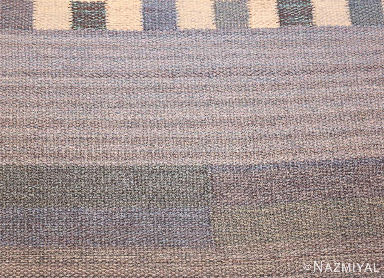 vintage swedish kilim rug by marianne richter for marta maas 49576 design Nazmiyal
