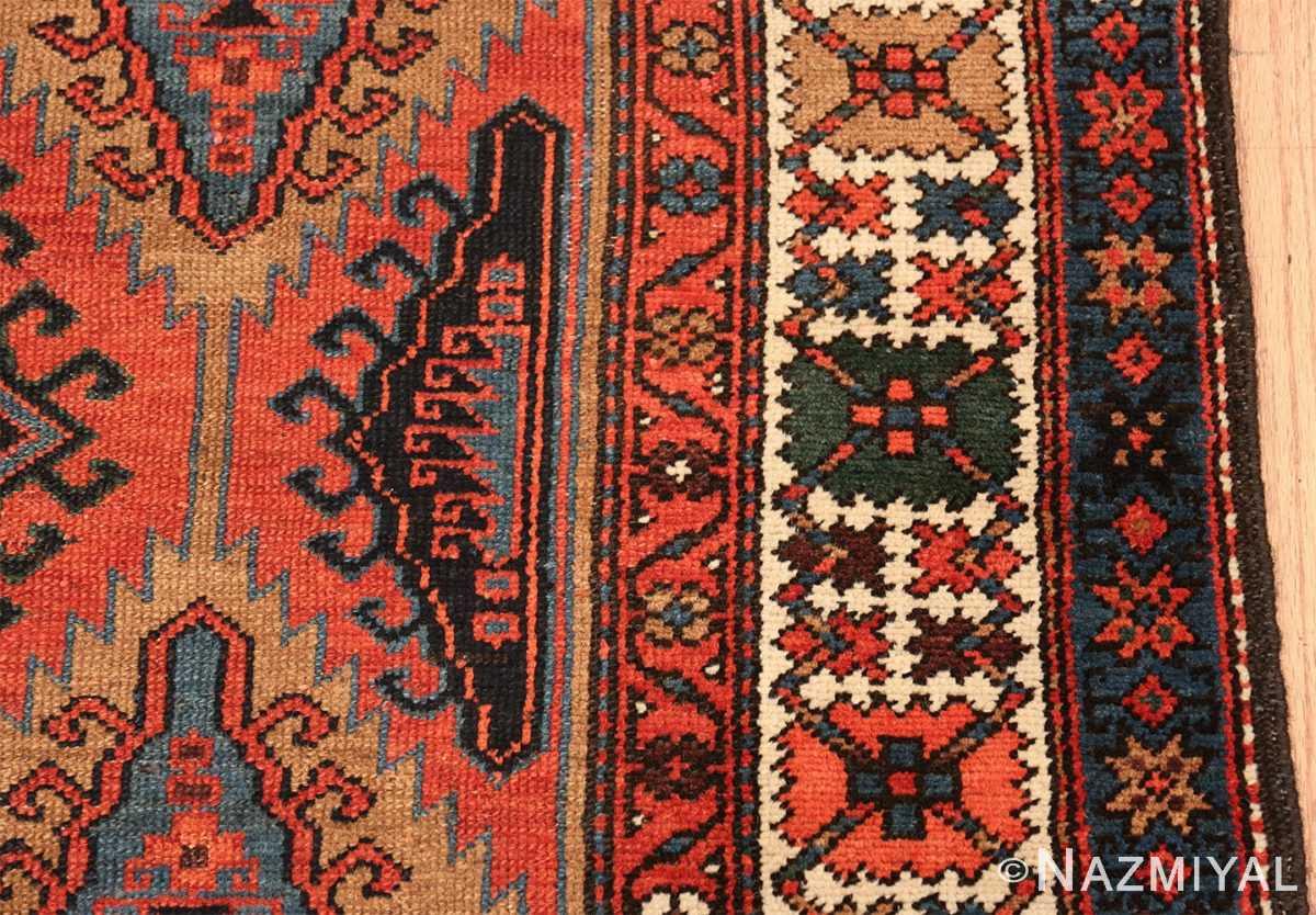antique geometric northwest persian 49641 border Nazmiyal