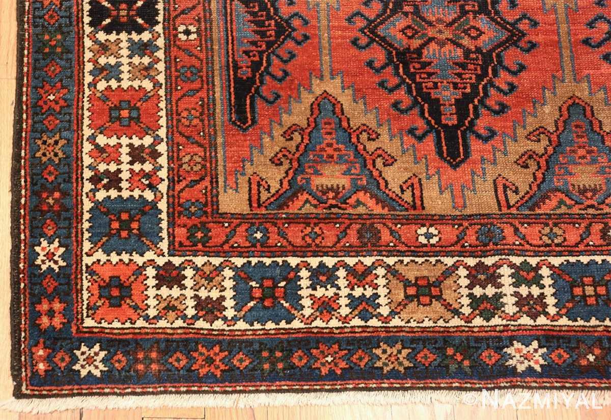 antique geometric northwest persian 49641 corner Nazmiyal