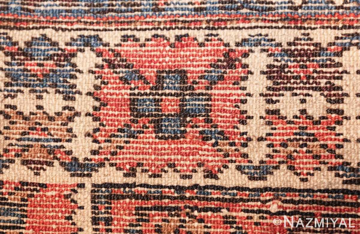 antique geometric northwest persian 49641 knots Nazmiyal