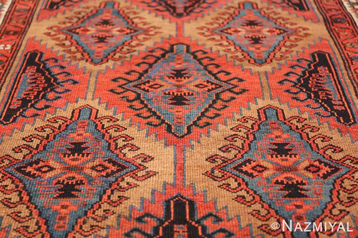 antique geometric northwest persian 49641 medallion Nazmiyal
