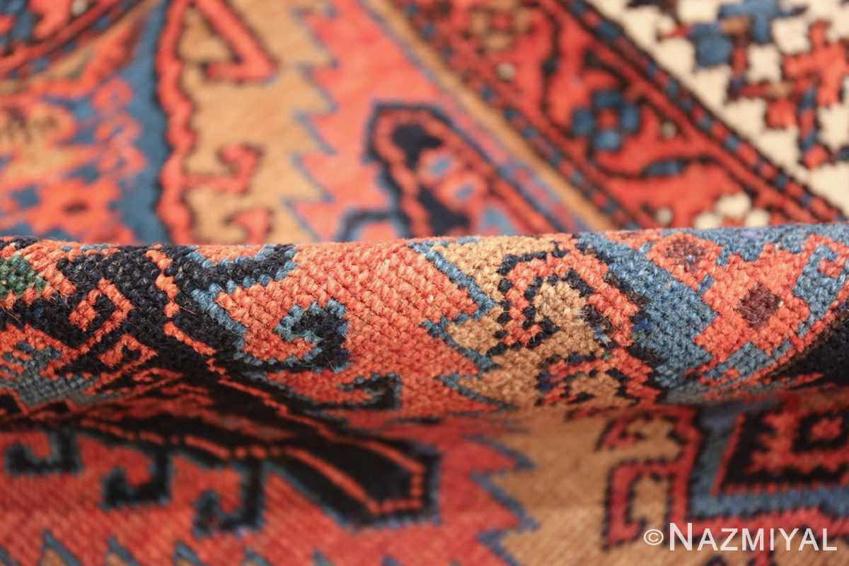 antique geometric northwest persian 49641 pile Nazmiyal