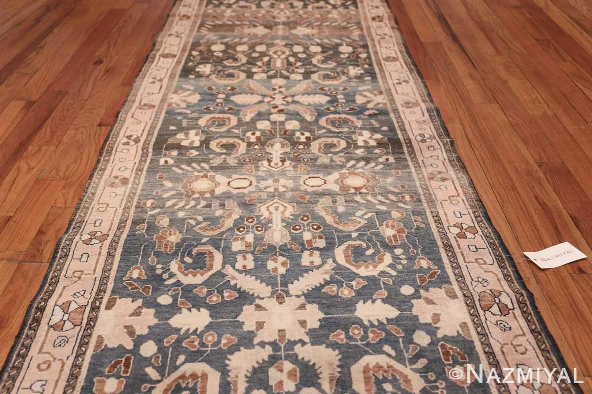 antique khorassan persian runner rug 49638 field Nazmiyal