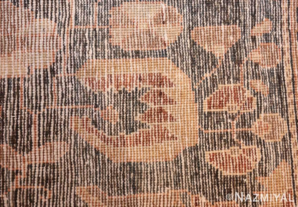 antique khorassan persian runner rug 49638 knots Nazmiyal