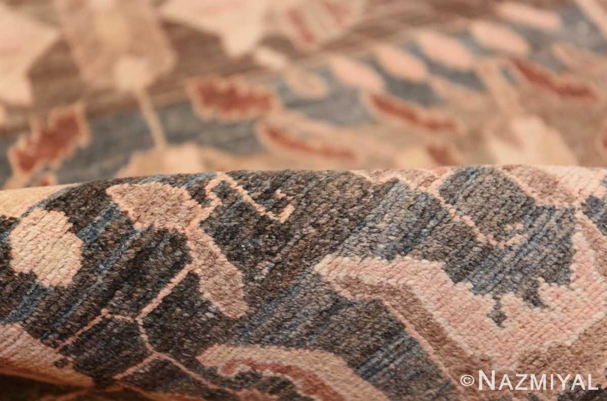 antique khorassan persian runner rug 49638 pile Nazmiyal