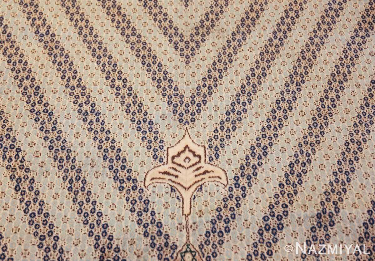 antique light blue khorassan persian rug 49633 tiara Nazmiyal