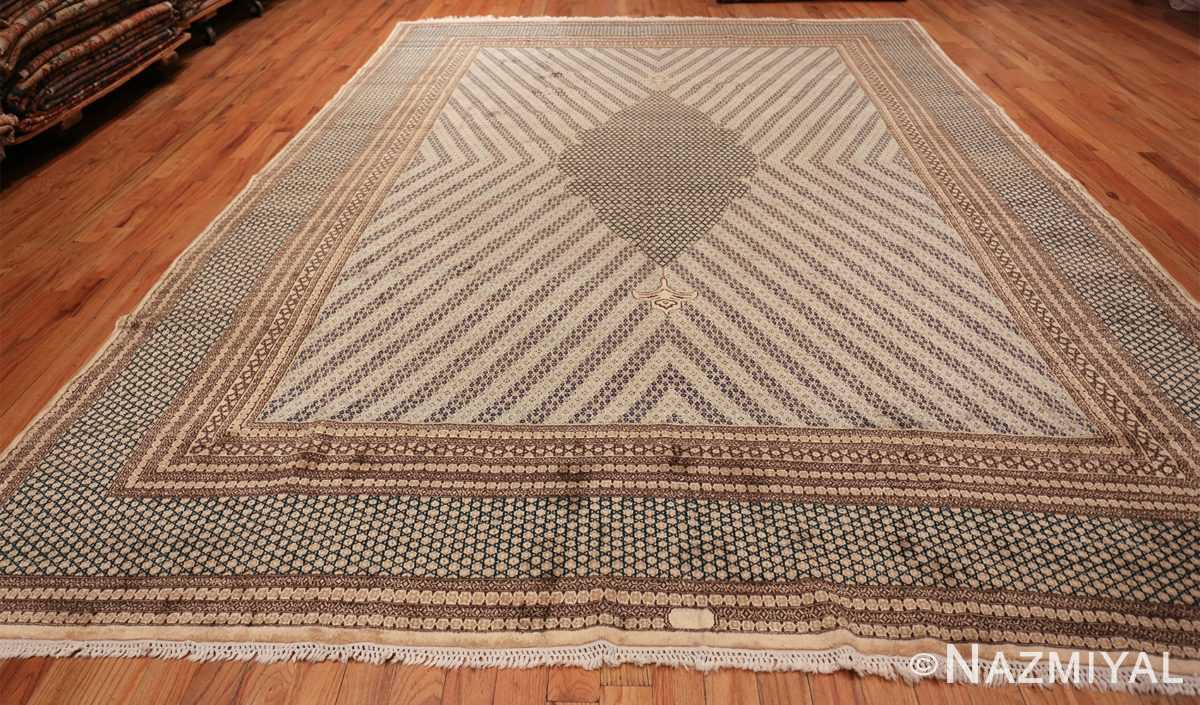 antique light blue khorassan persian rug 49633 whole Nazmiyal
