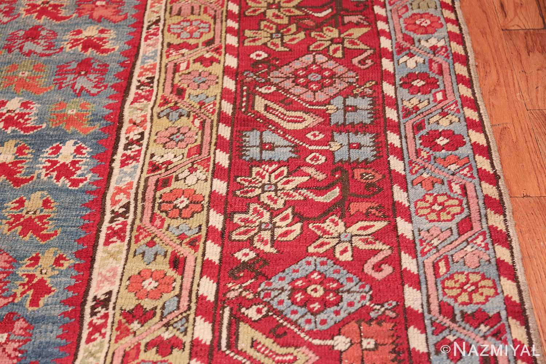 antique room size ghiordes turkish rug 49657 border Nazmiyal