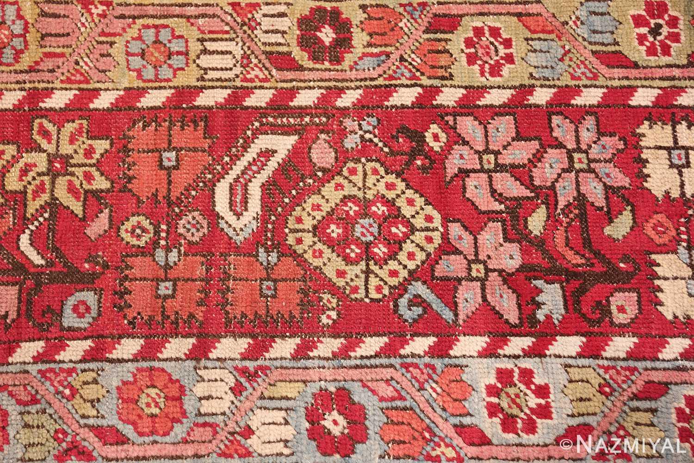 antique room size ghiordes turkish rug 49657 design Nazmiyal