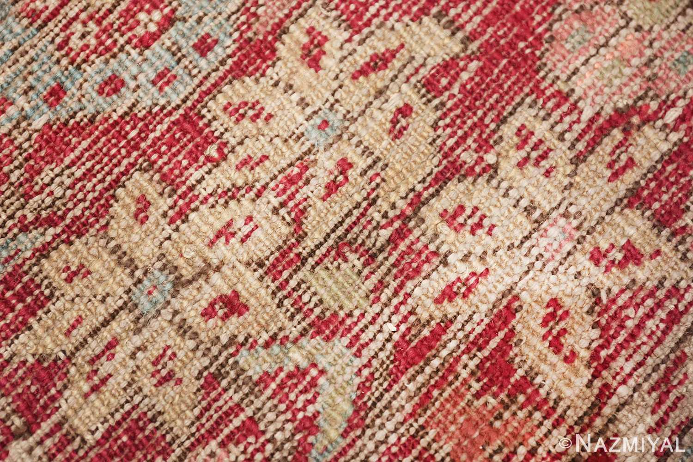 antique room size ghiordes turkish rug 49657 knots Nazmiyal