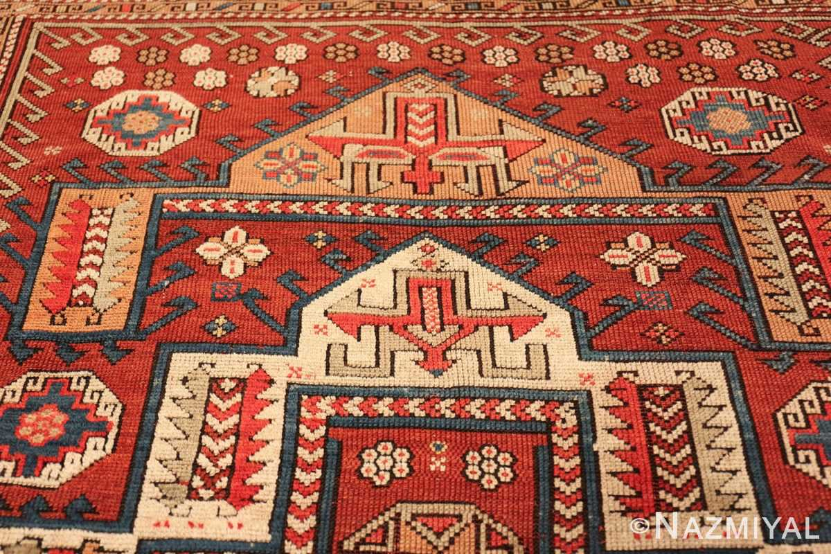 antique small size west anatolian bergama rug 49505 top Nazmiyal