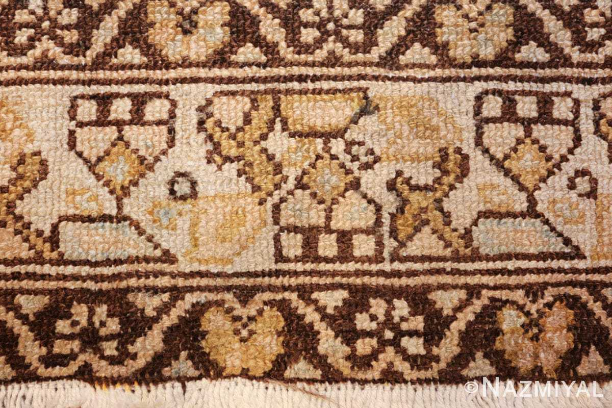 antique tribal malayer persian rug 49627 design Nazmiyal