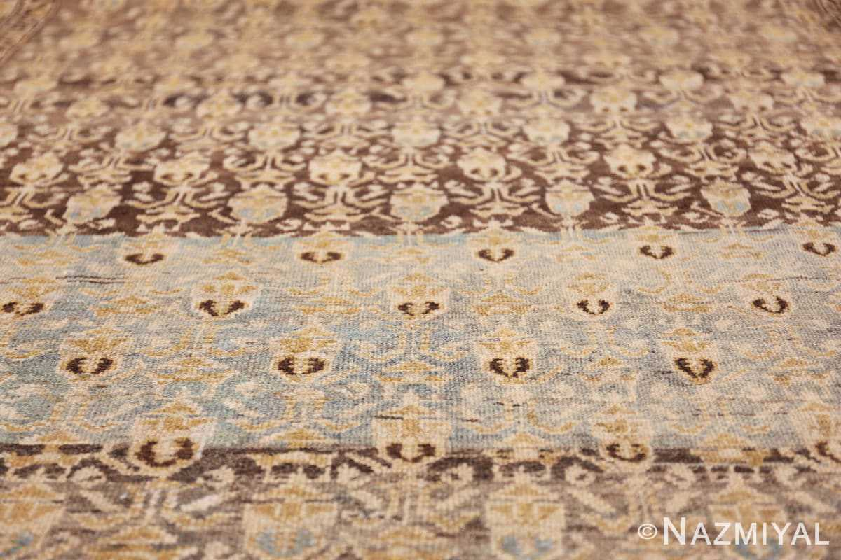 antique tribal malayer persian rug 49627 field Nazmiyal