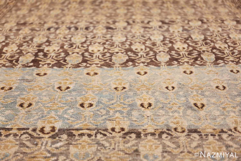 antique tribal malayer persian rug 49627 field Nazmiyal