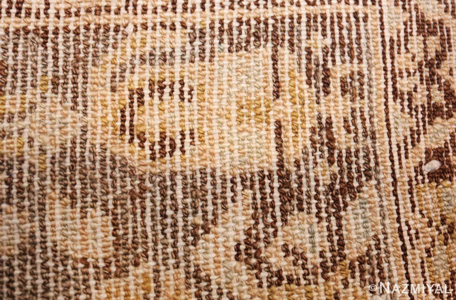 antique tribal malayer persian rug 49627 knots Nazmiyal