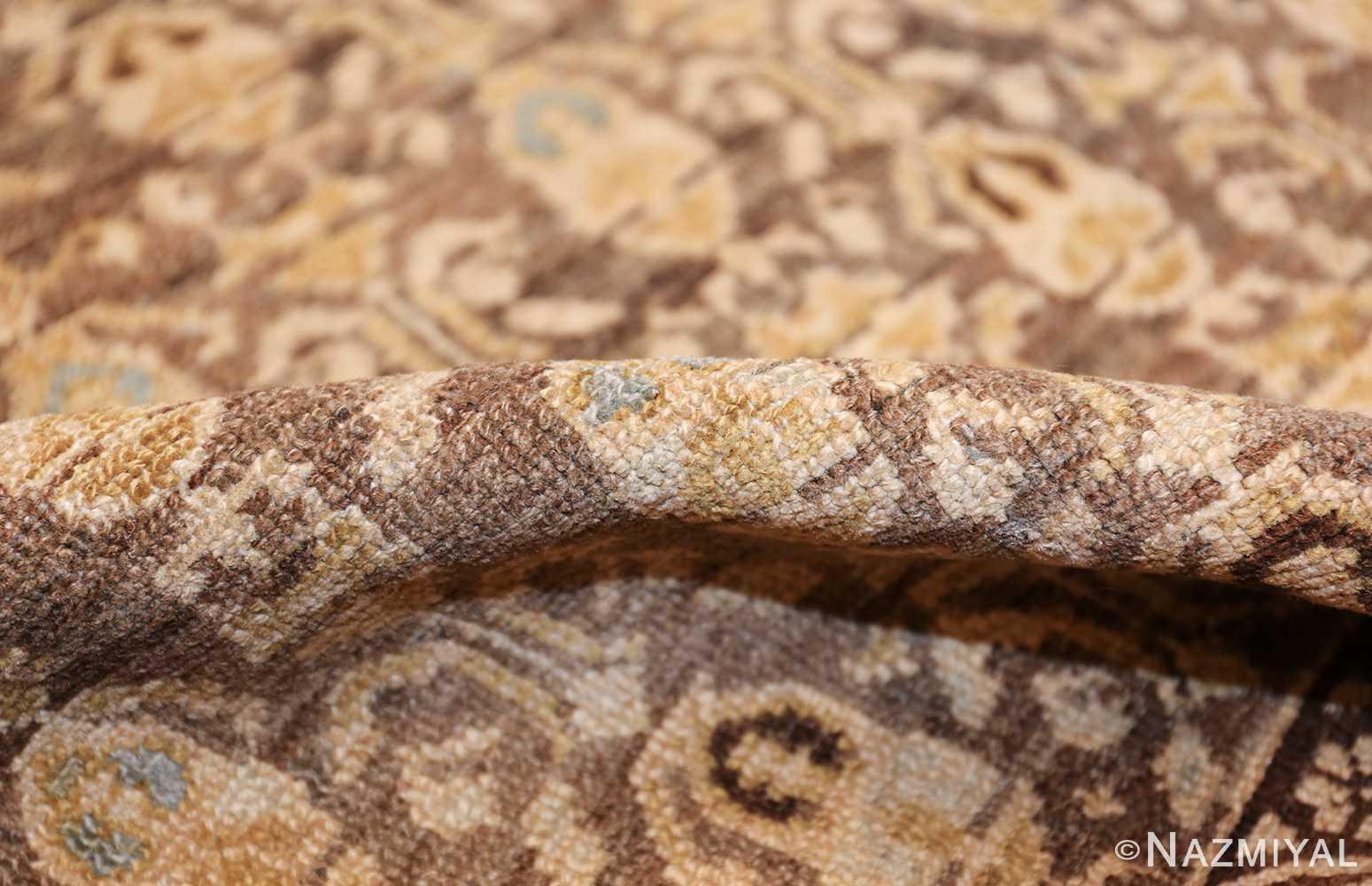 antique tribal malayer persian rug 49627 pile Nazmiyal