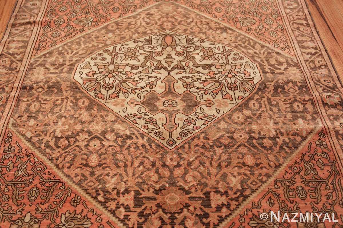 geometric antique malayer persian rug 49640 field Nazmiyal