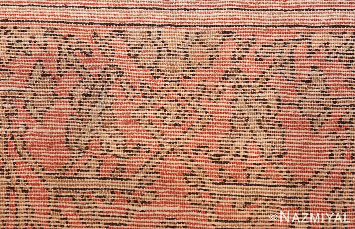 geometric antique malayer persian rug 49640 knots Nazmiyal
