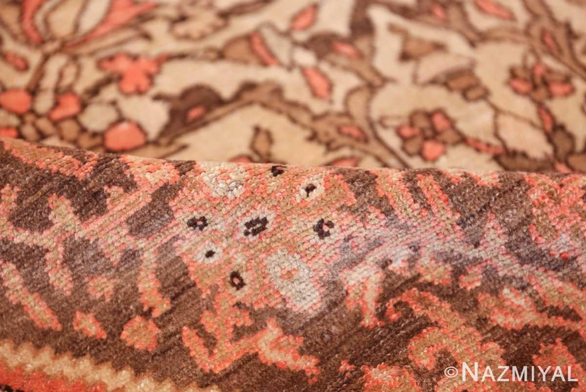 geometric antique malayer persian rug 49640 pile Nazmiyal