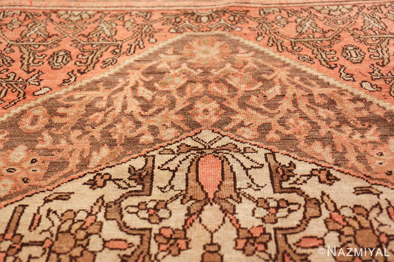 geometric antique malayer persian rug 49640 top Nazmiyal